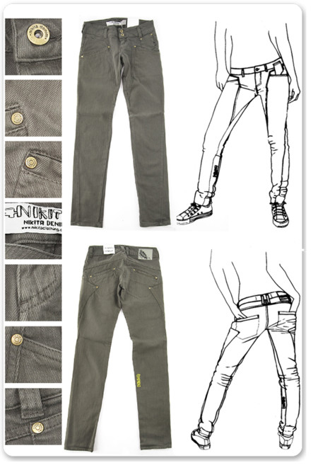 Nikita Jeans fallwinter 08. Изображение № 5.