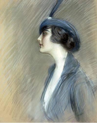 Женщины Поля Эллё. Изображение № 6.