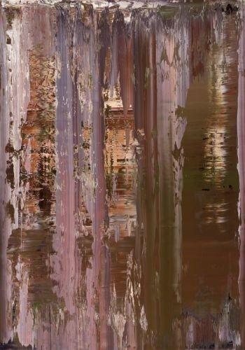 Герхард Рихтер. Абстракция. Изображение № 9.