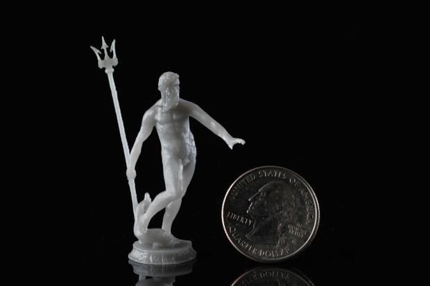 Разработан первый недорогой 3D-принтер. Изображение № 5.