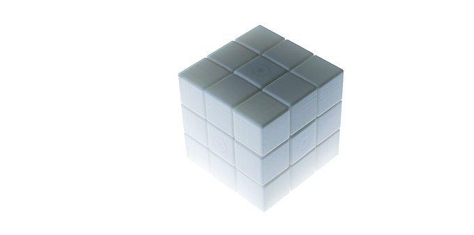 Кубик Рубика управляет освещением здания . Изображение № 3.