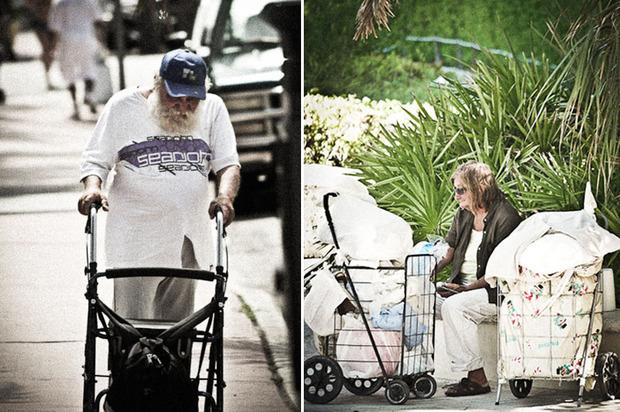 Бездомная жизнь в фотографиях Jay Raff. Изображение № 9.