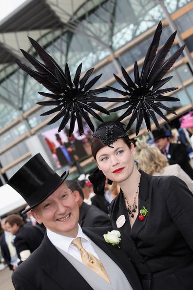 Самые необычные иизысканных шляпки Royal Ascot. Изображение № 46.