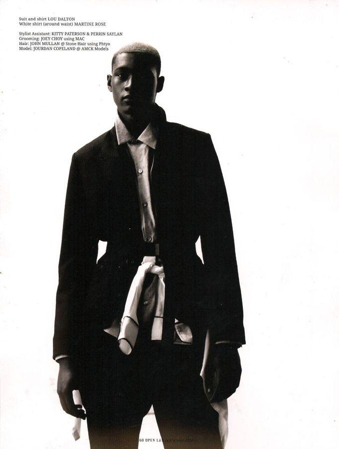 Вышли мужские съемки из Arena Homme +, The Last и других журналов. Изображение № 52.