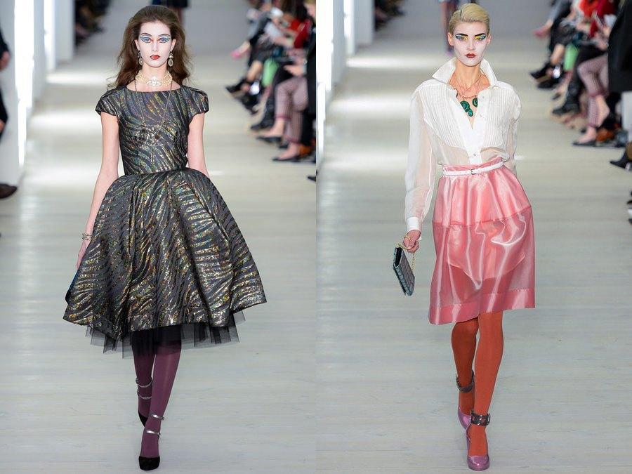 Неделя моды в Лондоне:  Дни 2 и 3. Изображение № 20.