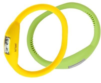 Силиконовые часы-браслеты IOION. Изображение № 1.