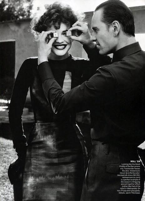 Новые съемки: Vogue, Nylon и другие. Изображение № 12.