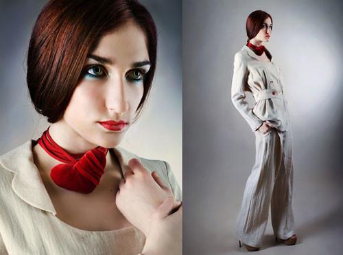 Красные акценты от украинского дизайнера Т.Карамболь.. Изображение № 6.