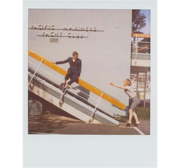 Лукбук: Скот Штепенберг любит Polaroid. Изображение № 4.