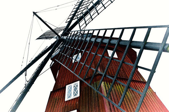 Мельница в Стренгнесе. Изображение № 86.