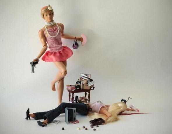 Кровавая оргия от Барби. Изображение № 17.