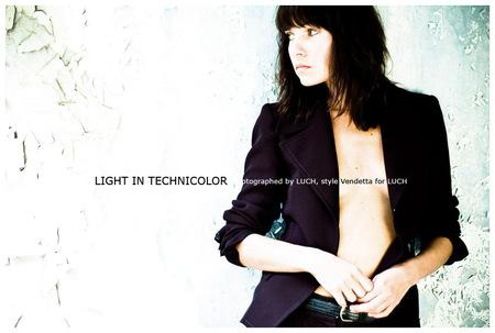 LIGHT INTECHNICOLOR. Изображение № 1.