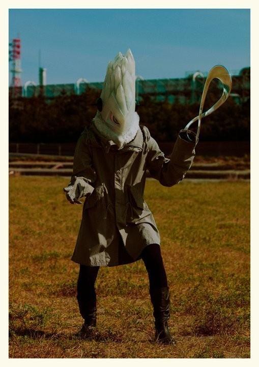 Изображение 7. Концептуальный лукбук Undercover SS 2011.. Изображение № 7.