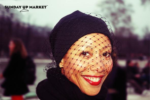 Sunday Up Market на неделе моды в Париже: streetstyle. Изображение № 10.
