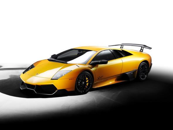 Lamborghini Murcielago LP670–4 SuperVeloce. Изображение № 4.
