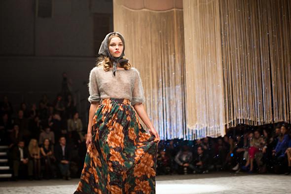 Показ Ulyana Sergeenko FW 2011. Изображение № 15.