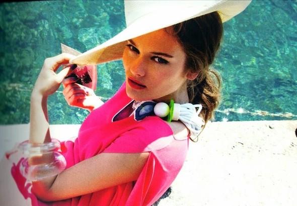 Кампания: Моника Ягачак и Эллен фон Унверт для Dior Cruise 2012. Изображение № 22.