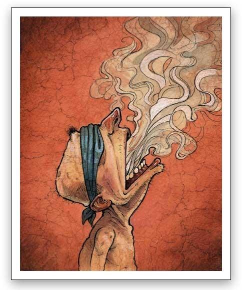 Watercolor humour. Изображение № 21.