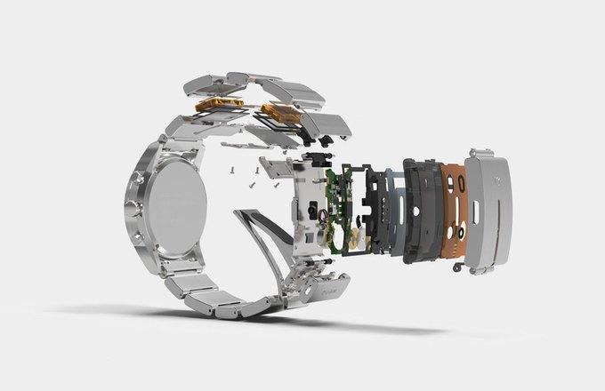 Sony начала сбор средств на выпуск смарт-часов Wena . Изображение № 13.