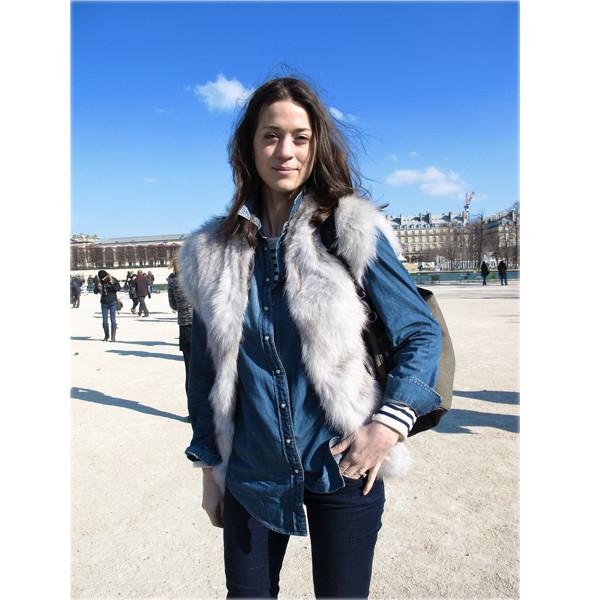 Луки с Недели моды в Париже. Изображение № 53.