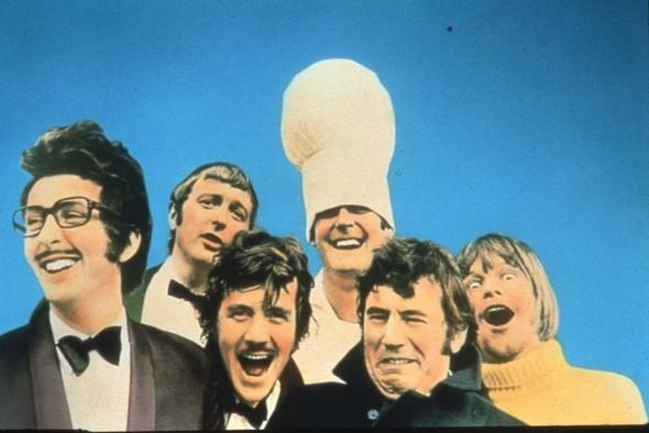 Летающий цирк Монти Пайтон Monty Python's Flying Circus. Изображение № 1.