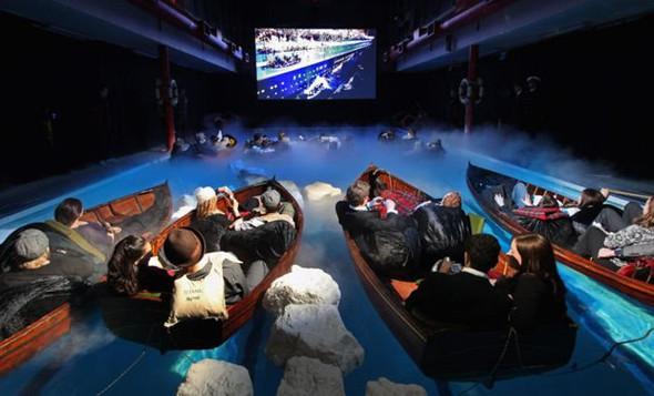 Реальный «Титаник 3D» в Лондоне. Изображение № 3.