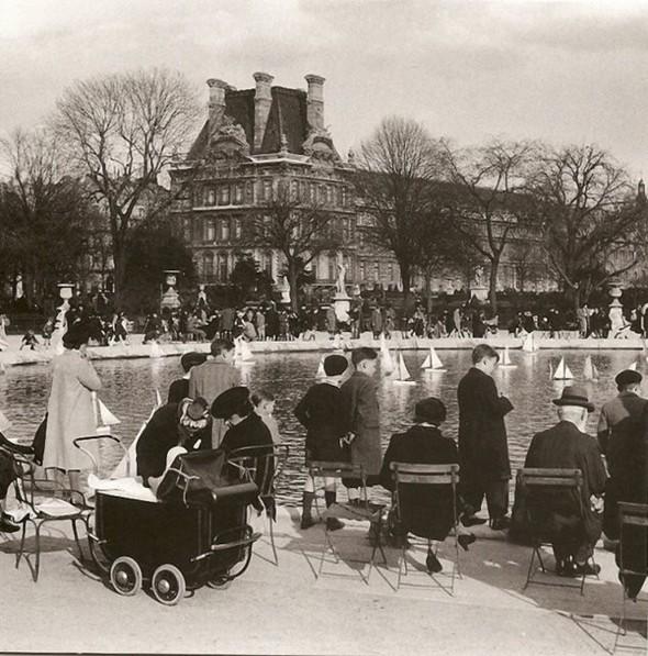 Фотографии старого Парижа. Изображение № 5.