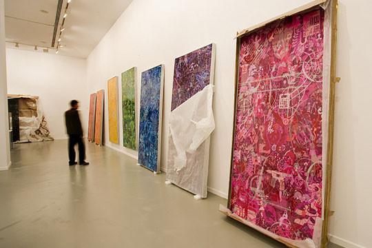 """Выставка """"Studio Franchise"""" художника Ryan McGinness. Изображение № 5."""