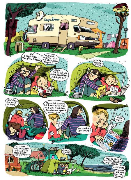Mawil – немецкий автор комиксов. Изображение № 3.