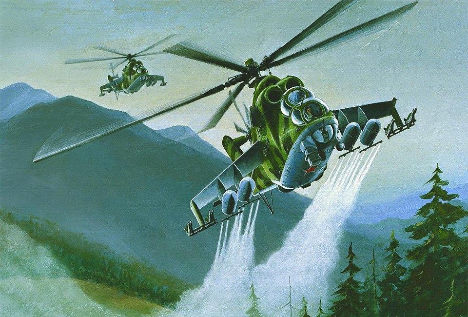 СССР глазами американцев: 8 концептов футуристического оружия. Изображение № 4.