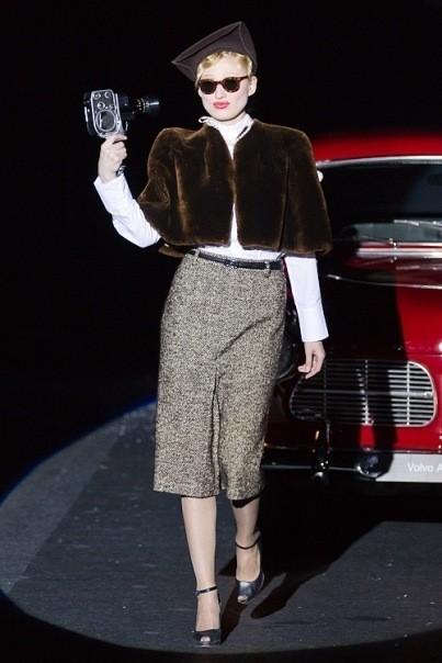 Изображение 3. Рената Литвинова и ее меха.. Изображение № 2.