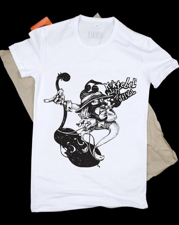 Изображение 22. Кастинг принтов для футболок SEKTA: Koktebel Jazz Fest.. Изображение № 22.