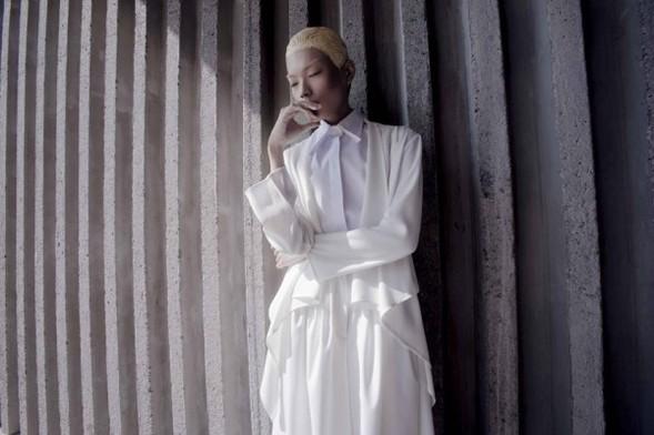 Японский минимализм в одежде – кошечки от Max Tan. Изображение № 29.