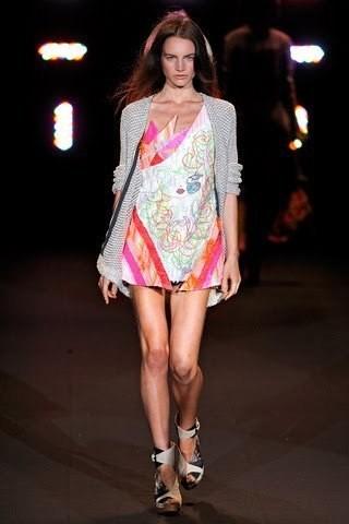 Изображение 11. Custo Barcelona - коллекция весна-лето 2011.. Изображение № 10.