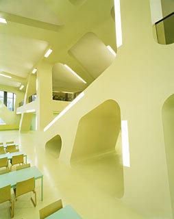 Посмотри вокруг ипоставь! Архитектура J. Mayer.H. Изображение № 7.