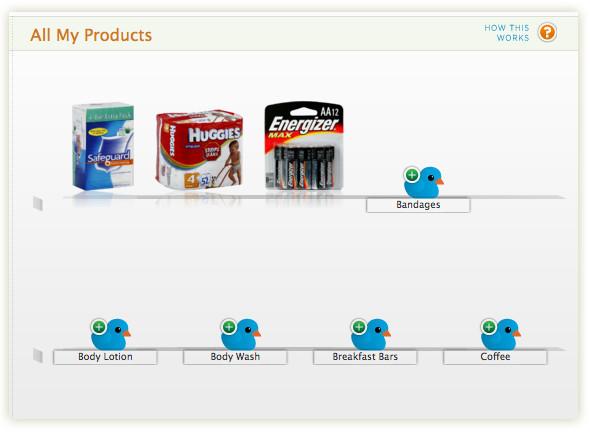 Сайты будущего: alice.com. Изображение № 2.