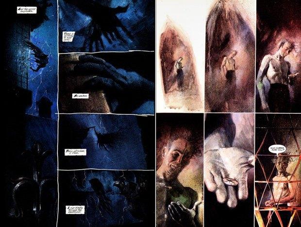15 лучших комиксов  о Бэтмене. Изображение № 10.