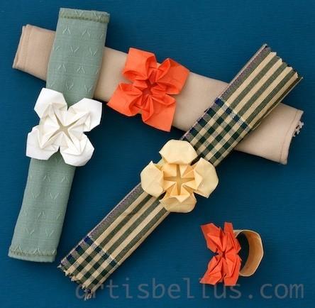 Любовь к бумаге или 1001 оригами. Изображение № 53.