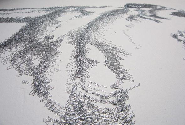 Искусство где-то рядом: 10 художников, работающих с предметами быта. Изображение № 52.