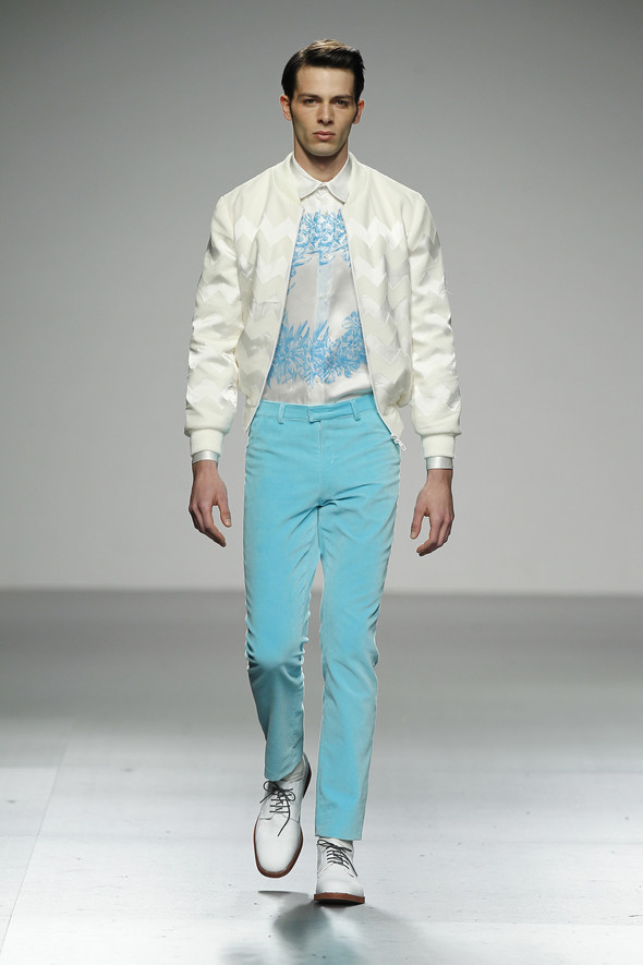 Madrid Fashion Week A/W 2012: River William. Изображение № 5.