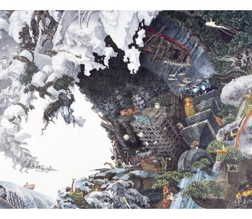 Манабу Икеда. Изображение № 97.