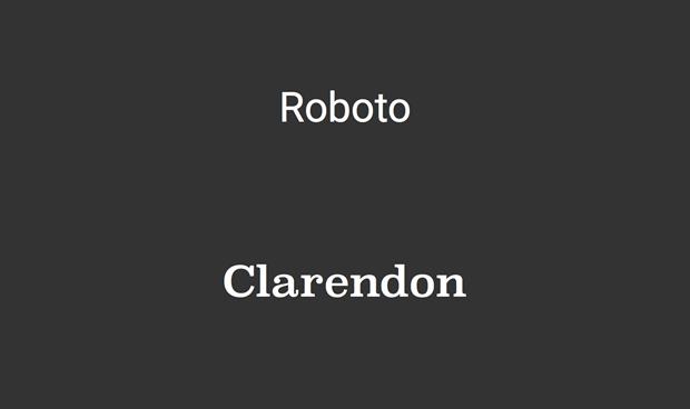 Дизайнер выбрал хорошие шрифты для интерфейсов. Изображение № 2.