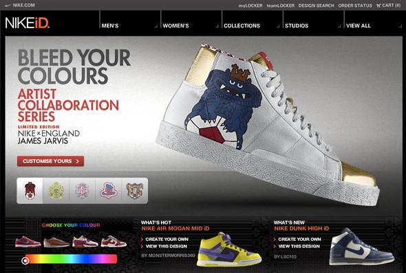 Nike ID. Изображение № 1.