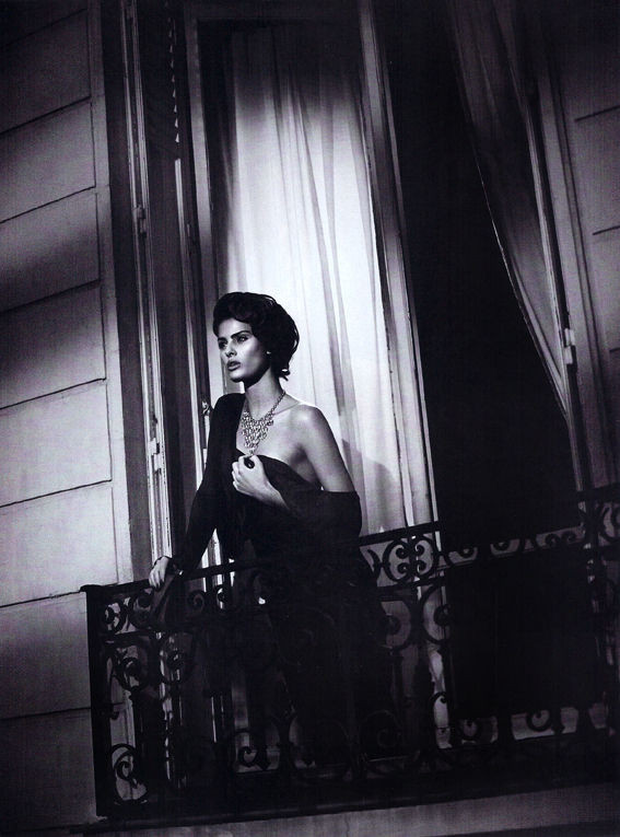 Съёмка: Изабели Фонтана для Vogue. Изображение № 16.