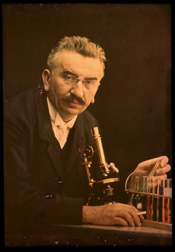 Автохром Люмьер – цветные фотографии начала XX века. Изображение № 7.
