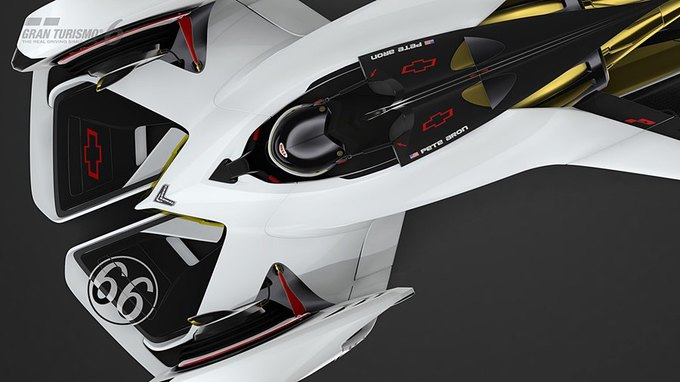 Chevrolet создала суперкар для Gran Turismo. Изображение № 37.