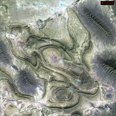 Фотографии Земли, снятые соспутников NASA. Изображение № 23.