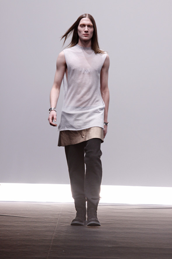 Rick Owens Fall Winter 2009 2010. Изображение № 21.