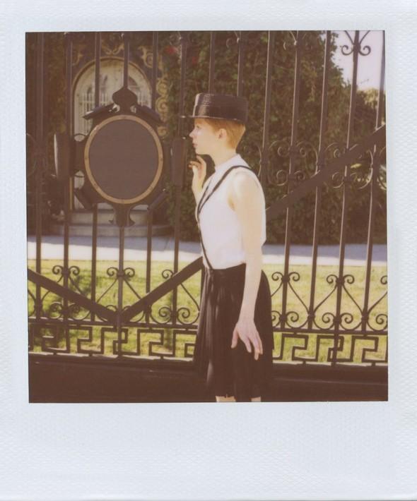 Лукбук: Мишель Уильямс для Boy by Band of Outsiders SS 2012. Изображение № 7.