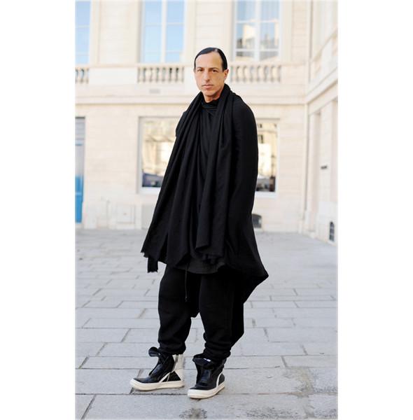 Луки с Недели моды в Париже. Изображение № 71.